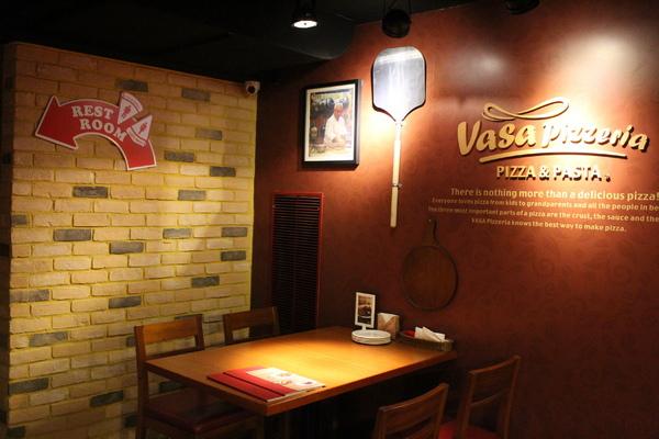 Vasa Pizzeria 瓦薩比薩(中山店):沒吃過這麼濕潤的批薩-Vasa Pizzeria 瓦薩比薩(中山店)派對分享餐
