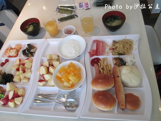富士之堡華園飯店-早餐:富士之堡華園飯店-早餐篇
