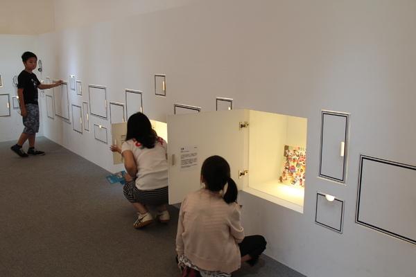 禮物:兒童藝術教育中心開幕展-禮物(免費參觀)