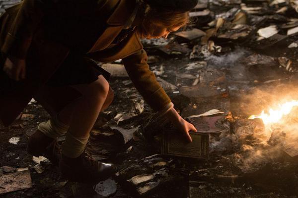 偷書賊(The Book Thief):《偷書賊》改編自全球暢銷小說