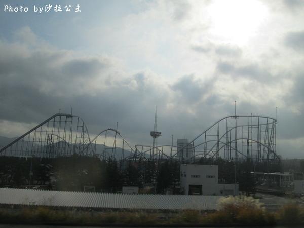 富士之堡華園飯店:富士之堡華園飯店【環境篇】我看到富士山了