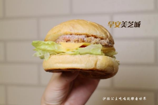 經典牛肉堡2