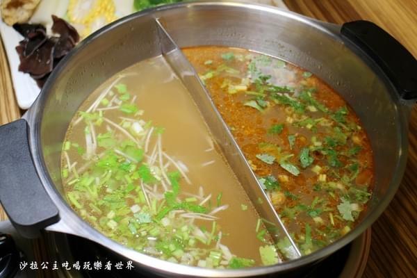 山羊城鴛鴦鍋
