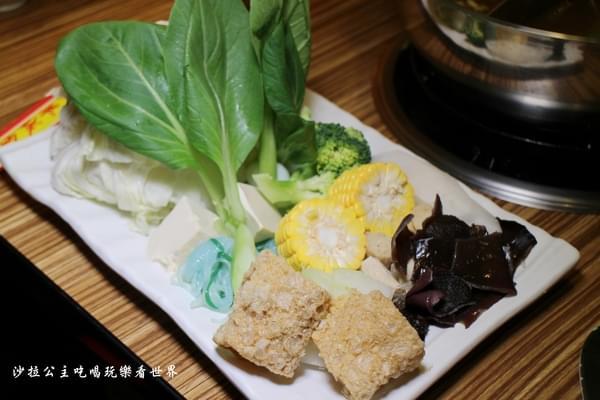 山羊城菜盤