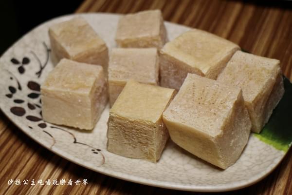 山羊城凍豆腐