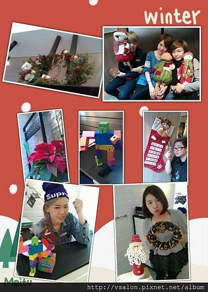 2013 Xmas 布置耶誕節