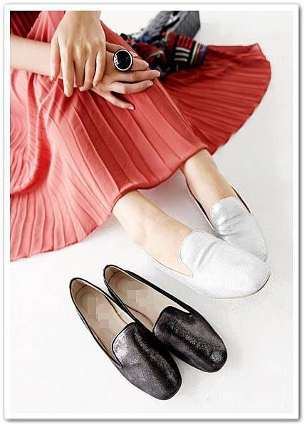 銀色美鞋1