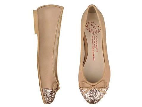 芭蕾舞鞋款