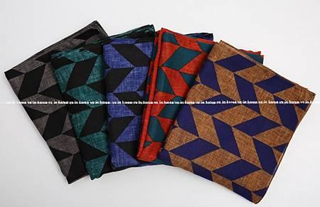 菱格紋絲巾_hellopeco8.jpg