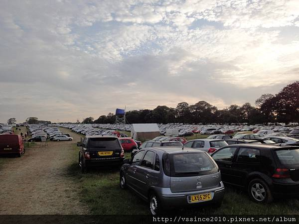 Latitude Festival - Car Parking