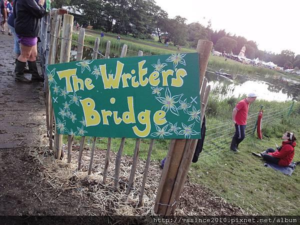 The Writers Bridge = Mine? ha