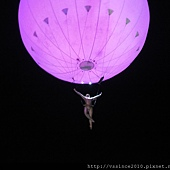 Cool Flying Dancer!