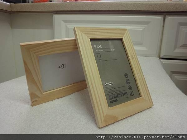 Ikea 相框,一個 1 鎊