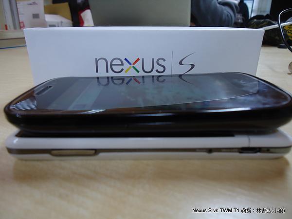 Nexus S x TWM T1