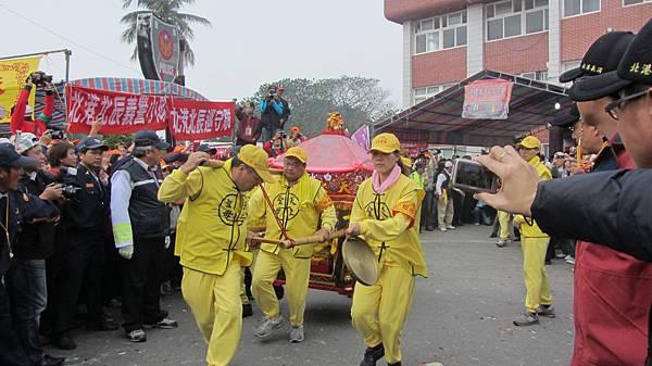 2012年白沙屯