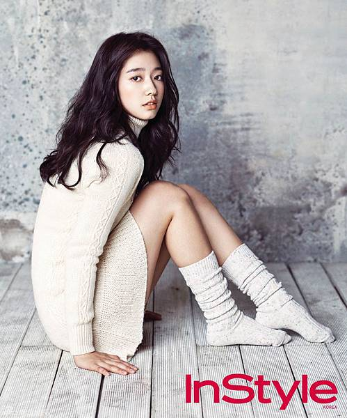 Park Shin Hye InStyle 1