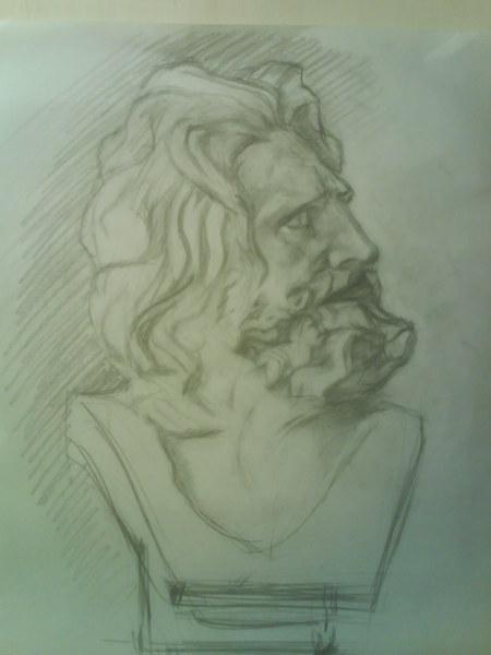 油畫課lesson 1