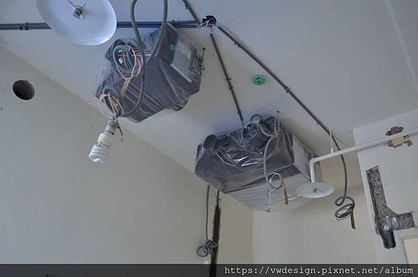 全熱交換器 安裝位置-1