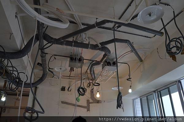 全熱交換器 出回風管配置