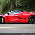 馬王 LaFerrari全球限量499台, 極度尊貴一小時21萬