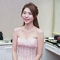 夢幻優雅公主頭造型-新娘秘書台北Wedding女皇 簡珮瀠