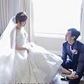 鄭佳瑋老師作品造型 優雅浪漫新娘造型