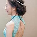 優雅高貴精緻三造型-新娘秘書台北Wedding女皇 簡珮瀠