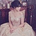 浪漫日系黑髮造型-Wedding女皇 簡珮瀠