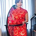 訂結儀式加宴客四造型回顧-Wedding女皇 簡珮瀠