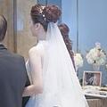唯美清新證婚全造型-Wedding女皇 簡珮瀠