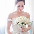 韓式婚禮新娘造型-Wedding女皇 簡珮瀠
