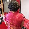 媽媽妝髮範例-讓女皇妝點家裡的女皇 台北新娘秘書Wedding女皇