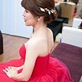簡珮瀠-優雅迷人訂婚造型