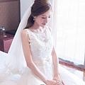 簡珮瀠-美式清新的婚禮造型