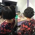 媽媽妝髮少髮量也能豐盈範例