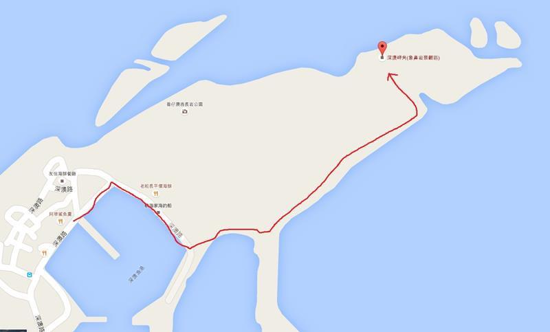 象鼻岩地圖 (Copy)