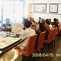 美國記者來訪~享用菱角特色餐