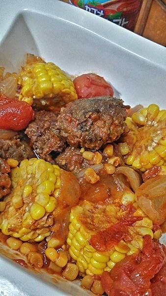 玉米羊肉1
