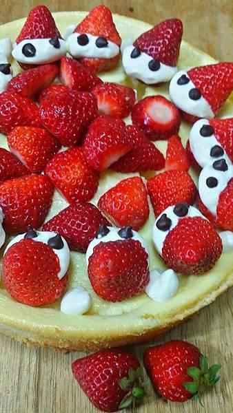 草莓蛋糕1