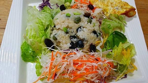 鮭魚蘑菇2