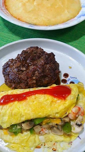 明太子焗烤馬鈴薯2