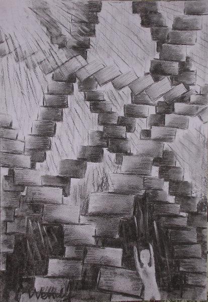 《炭筆》Disorientation