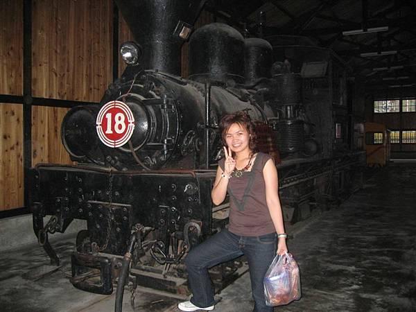 18號火車頭
