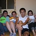 2005上台北考勞保局 in  憲弟台北的租屋處