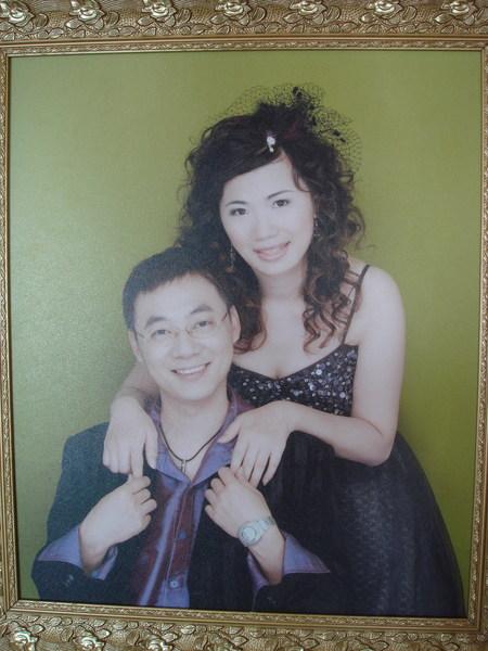 岱岱和賴桑的婚紗照 2007.09.20