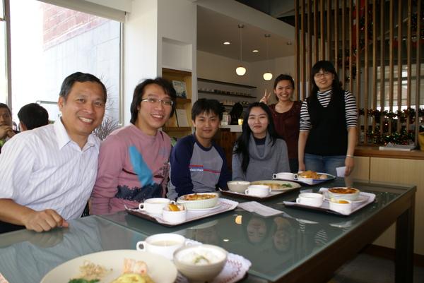2008.12.25 資源教室迎新