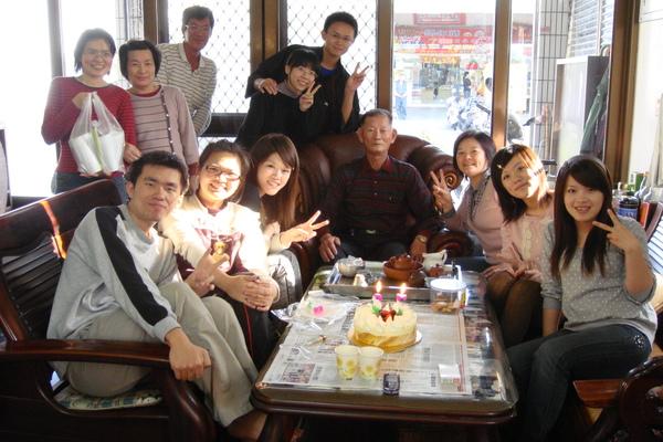 2009農曆年 阿公生日
