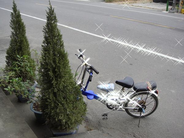 伯公的閃亮亮腳踏車