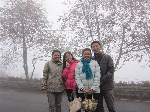 2010.02.17 霧茫茫的東埔之旅
