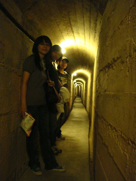防空洞?隧道?戰備隧道?
